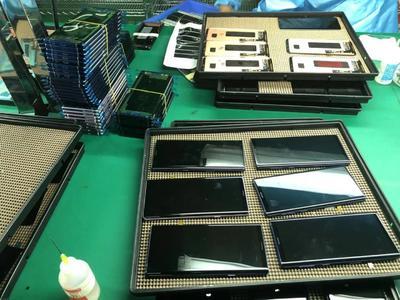 Repair Samsung S8 Edge LCD Screen Service