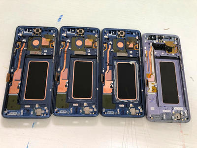 Reconditioned Cracked Glass Samsung S9 LCD Screen